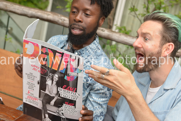 The Daily Front Row Party at Gitano 6.5.19