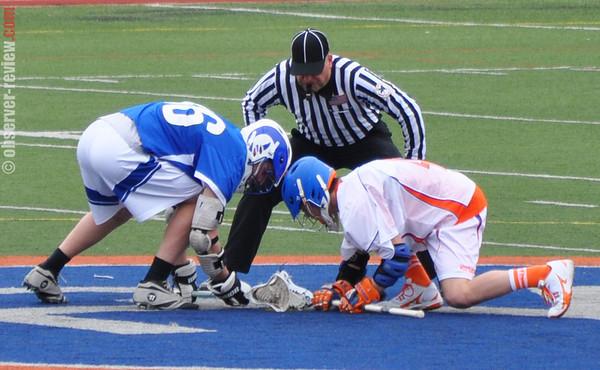 Penn Yan Lacrosse 3-29-14