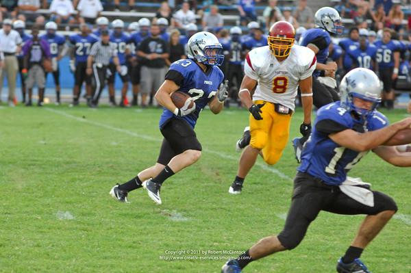 Modesto College: Opponents -- 09/10/11