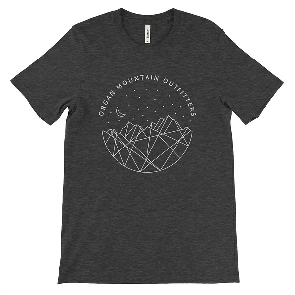 Organ Mountain Outfitters - Outdoor Apparel - Youth T-Shirt - Astro Nights Tee - Vintage Black.jpg