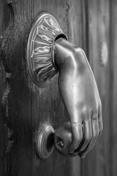 door handle; palma de mallorca
