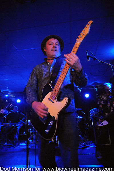 Levellers - at The Lemon Tree - Aberdeen, UK - July 15, 2014