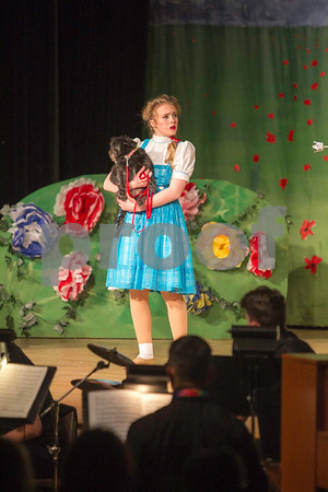 Mullen High School Musical ...Wizard of Oz