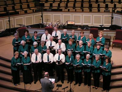 Senior Adult Choir Festival