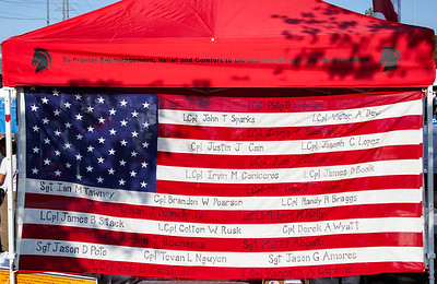 2014 Laguna HIlls Memorial Day Half Marathon 3/5 Battalion