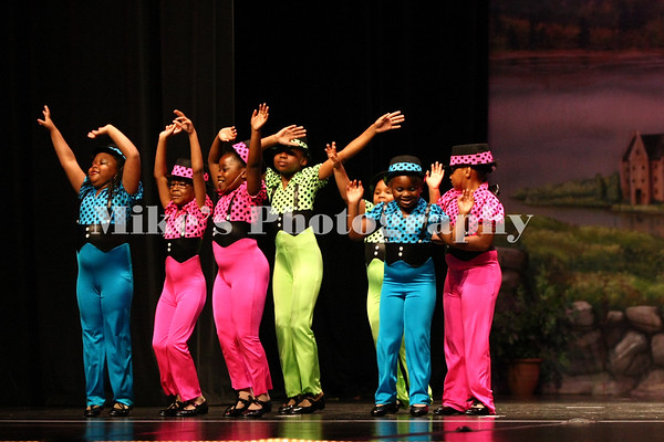 Pine Bluff Dance Recital 2011