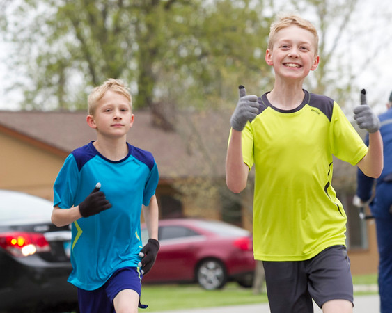 ORRRC Sugar Maple 5k - April 25, 2015