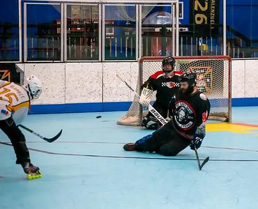 Unholy Goalies vs Chicks with Sticks - 6-20-2021
