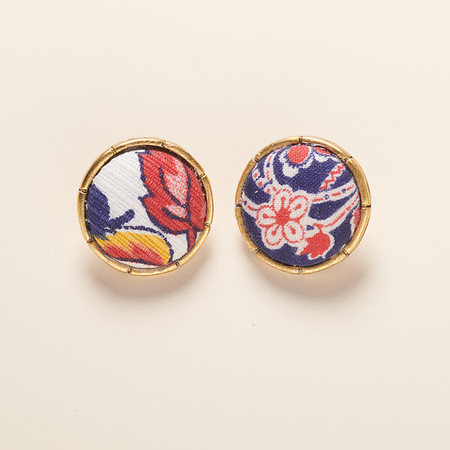 Swatch Earrings
