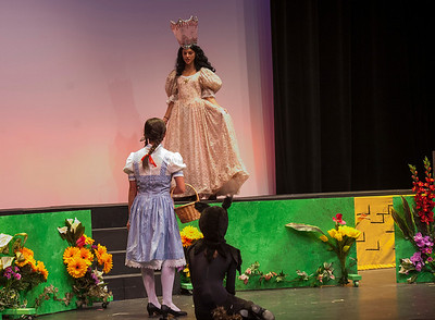 "MIddle School Musical ""The Wizard of Oz"""