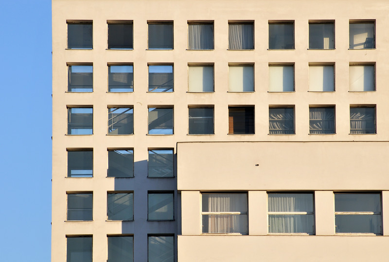 Grazer Stadtwerke AG Headquarters - Functionalist Office Building of Reinforced Concrete, Graz, Styria (Austria)