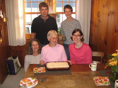 Sharon Mom's 85th birthday