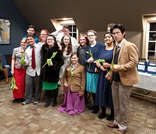 Spring Play - The Diary of Anne Frank (March, 2018)