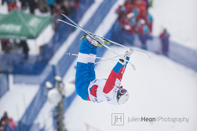 Feb 7, 2015 - Val St-Come moguls World Cup finals