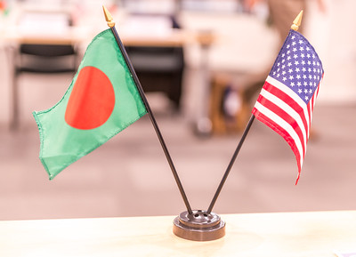 USTDA - Bangladesh Delegation