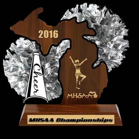 2016 0305 MHSAA Cheer Finals