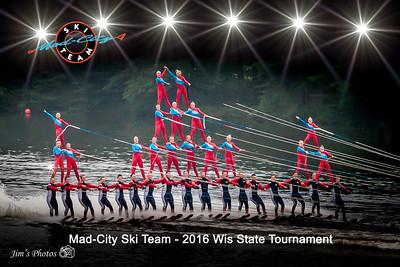 2016 Mad-City Ski Team