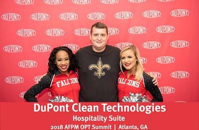 DuPont Hospitality Suite - Atlanta 2018