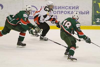 Трактор-1996 (Челябинск) - Ак Барс-1996 (Казань) 5:2. 29 марта 2013