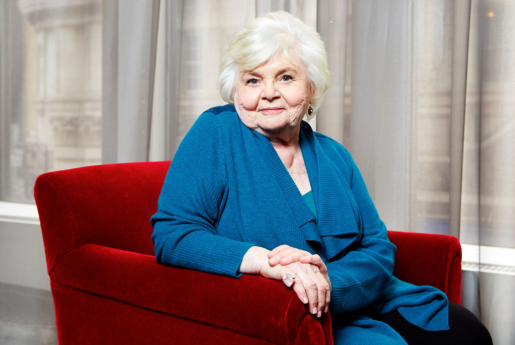 ". 2014 Academy Award Nominee for Best Actress in a Supporting Role: June Squibb in ""Nebraska.\"" (Photo by Dan Hallman/Invision/AP)"