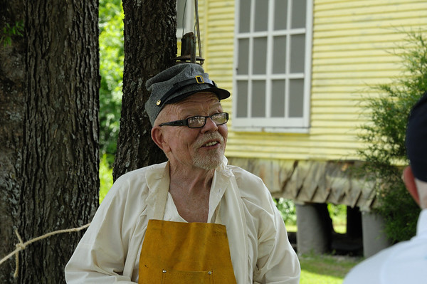 Allen Civil War Encampment - 05.23.09