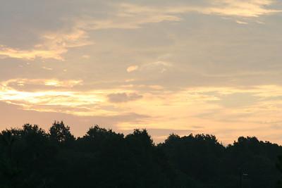 Sunset 20050718