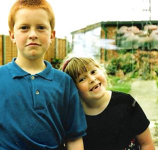 John & Katie 1993