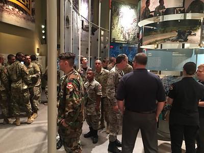 2018 - Infantry Museum