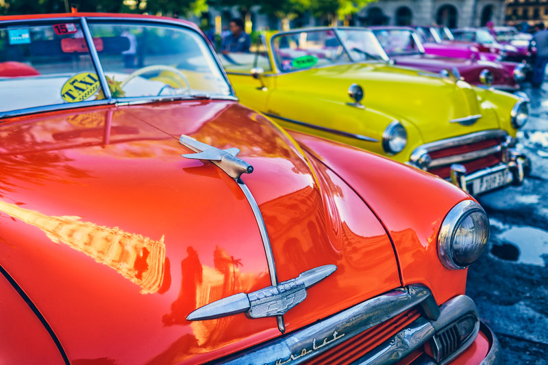 La Havana Cars