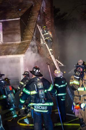 Teaneck NJ 2nd alarm, 760 River Rd, 12-06-16