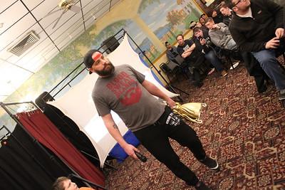 """In Ring Promo: """"Riot"""" Kellan Thomas & NCW New England Champion Mike Montero"""