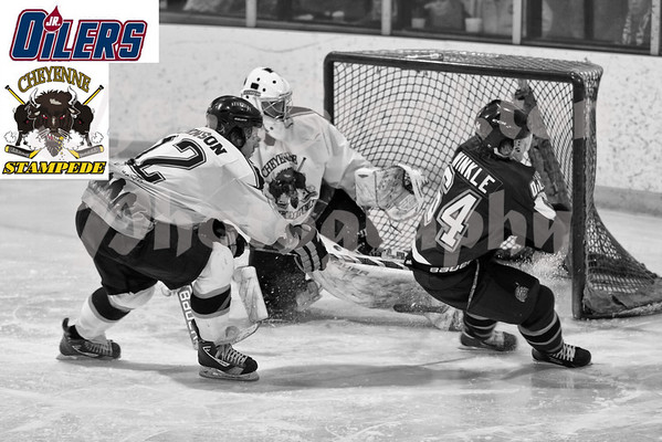 2013.03.01 - Tulsa Jr. Oilers v Cheyenne Stampede