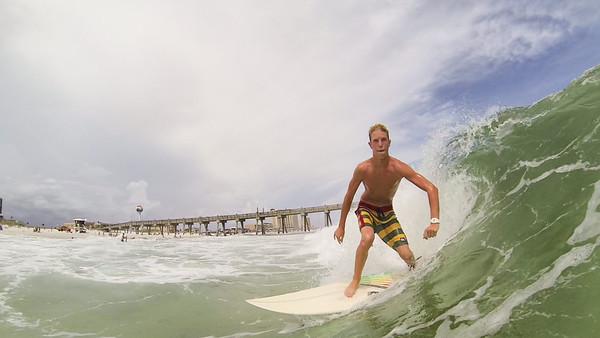 Pensacola Beach 8-12-2013