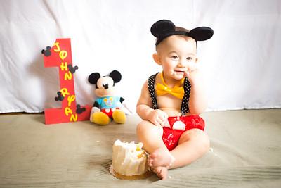 First Birthday Smash Cake (2020)