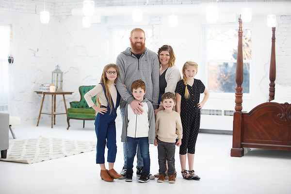 Taylor Family - 2019