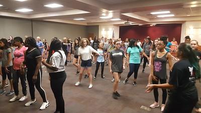 Self-defense for Teen Girls July 2019