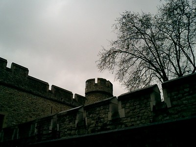 Tower of London and the London Bridge