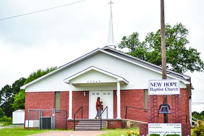 evelyn-thompson-walks-into-new-hope-baptist-church-in-bullard-texas-on-wednesday-may-17-2017-the-church-is-celebrating-its-150th-anniversary-sunday-chelsea-purgahntyler-morning-telegraph