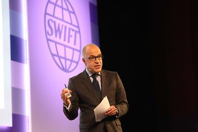 SWIFT at Sibos 2013 Dubai Sunday