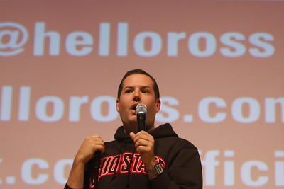 2012 OUAB Presents An evening with Ross Mathews