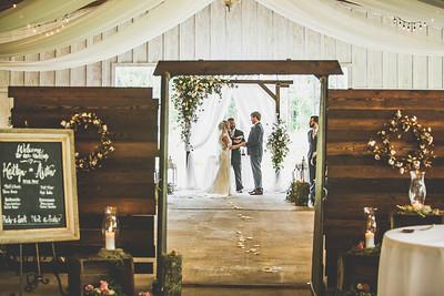 Austin & Kaitlyn | Wedding at Loblolly Rise Plantation
