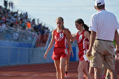 Track and Field 3200 Races