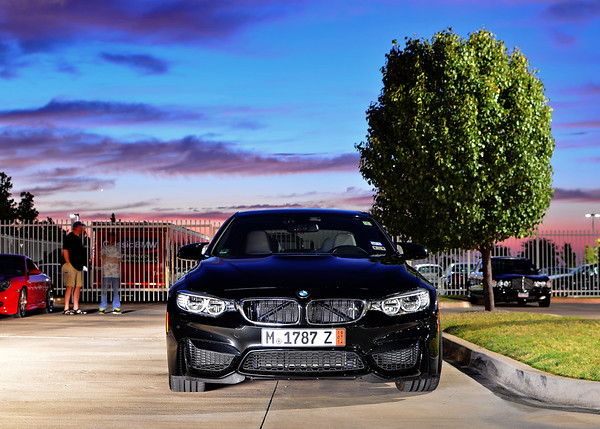 Cars and Coffee - September 2014