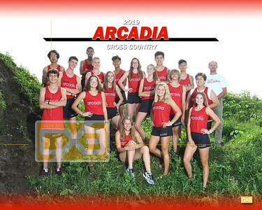 Arcadia cross country CC19