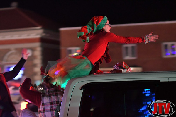 Downtown Brooklyn Christmas Parade