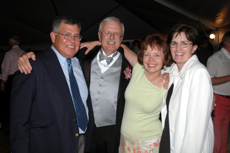Mike Espinoza, Bill Merrill, Gail Espinoza