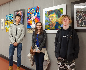 Positive Expression's 2019 Concourse Exhibit at the Capitol