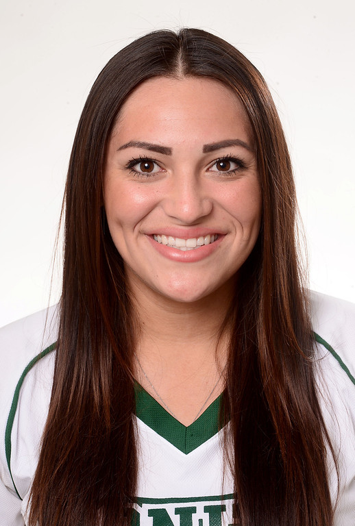 . Corrina Liscano of Bonita High School softball Tuesday, June 4, 2013. (SGVN/Staff Photo by Sarah Reingewirtz)