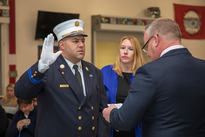 Derby FD Swearing in Ceremony (Derby, CT) 1/12/19