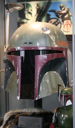 Boba Fett Helmet: RotJ MR #1